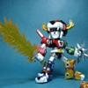 Dream EX Diecast Series F-01 Goraion Review by Gold
