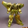 Gaogaigar Golden Destroyer Tamashii Nations 2012 Exclusive SRC Review by Gold