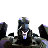 Megatron Animated Leader Class Shadow Blade