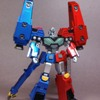 Gaogaigar Key of Victory Set 4 SRC Review by Gold