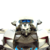 Sideswipe MV2 ROTF Deluxe Class