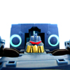 Soundwave w/ Laserbeak Animated Deluxe Class
