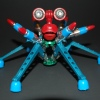 Spider Warrior Star Mite