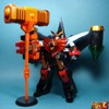 Star Gaogaigar Brave 24 CMs Review by Gold