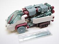 Transformers Energon Snowcat Prototype