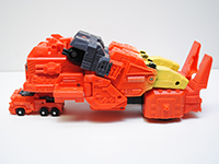 Transformers Energon Optimus Prime Convoy Prototype