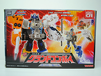 Transformers Energon SC-01 Grand Convoy Superlink MISB by Takara