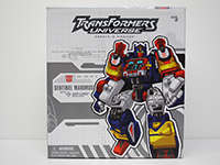Transformers Universe Sentinel Maximus Exclusive MIB