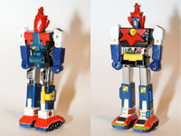 Voltes V ST by Popy SOLD