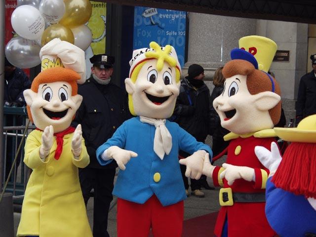 Toy Fair 2003
