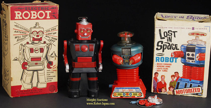 lostinspace-Electric-Robot-Marx