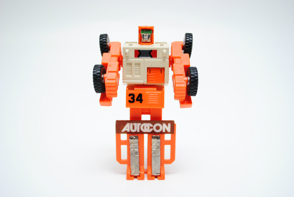 Gobots Spoons Auton Excl 1