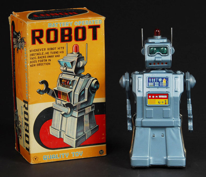 Yonesawa-Battery-powered-robot